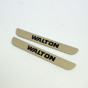 El policarbonato Lexan/placa identificativa de la marca/etiqueta el uso de accesorios para automóviles