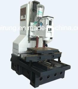 Centro de mecanizado CNC de alta rigidez Vmc, botella de procesamiento de molde (EV850M)