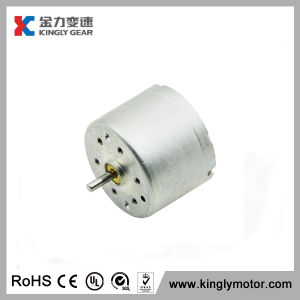 4.5Volt de motor DC de 25mm de diámetro