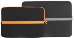 Funda de la computadora portátil, bolso de la computadora portátil del neopreno, fábrica de Sedex de la bolsa de la computadora portátil del neopreno