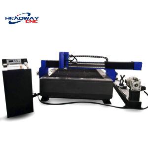 Os Cortadores de Plasma CNC 4 eixos da máquina de corte de plasma para venda