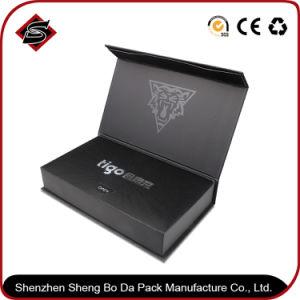 卸売価格のペーパー包装ボックスを渡すカスタマイズされたロゴのHightの品質