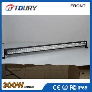 300W 52polegadas LED CREE fora de estrada da barra de luz LED de trabalho, de alta qualidade