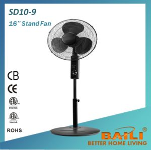 Venta caliente Ventilador de pedestal de 16'' con mando a distancia