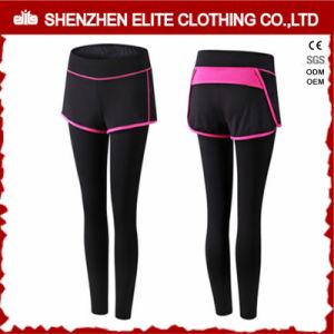 女性2017年(ELTLI-68)のためのスポーツ・ウェアのヨガのレギングのスカートのズボン
