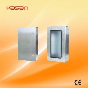 소음 가로장 유형 ELCB+Isolater 금속 배전판