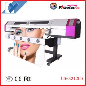 Preiswerteste Galaxie Eco zahlungsfähiger Drucker Epson Dx5 Flexdrucker des Kopf-3.2m Digital
