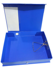Classificatore rigido del PVC, supporto di memoria, supporto dell'archivio, casella del documento