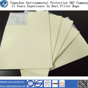 De de industriële Doek van de Filter van de Lucht van Delen Acryl of Structuur van de Filter voor de Filtratie van het Stof