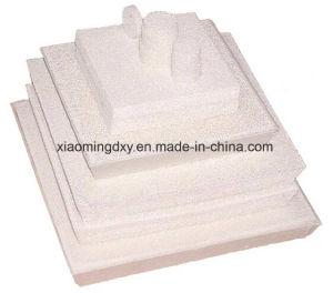 Haut Effet de filtrage de l'alumine filtre en mousse en céramique pour moulage en aluminium