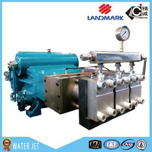 Jet d'eau haute pression pompe à piston (PP-127)