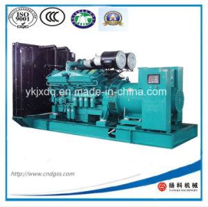 Dieselgenerator-Set Cummins-Genset 1000kw/1250kVA