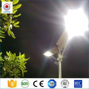 Integrierte im Freienpole-Lampe der Straßen-IP66 alle in einer Solar-LED-Straßenlaterne