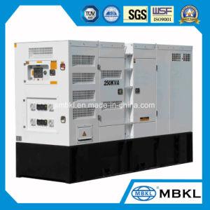 6 цилиндра 350ква электрический генератор дизельного двигателя Cummins Nta855-G2a Silent типа