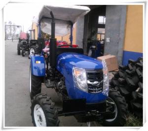 Горячая продажа Huabo фермы Mini 254 Berlus использования трактора с ручным управлением