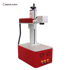 10W 20W 30W Portable Mini máquina de marcação a laser de fibra para venda