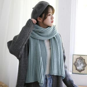 195*35cmの秋の冬の女性のスカーフの女性のカシミヤ織のスカーフの暖かい長いショールの覆い毛布