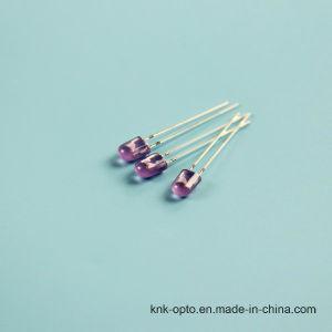 5mm LED difuso púrpura Oval