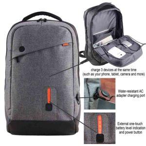 Cargador de batería de 7000mAh cargador Bolsa mochila