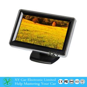 Coche de 4,3 pulgadas LCD Monitor Back up-2056 xy