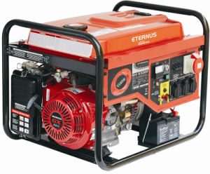 Villa (BH8500)のための携帯用Power Gasoline Generator