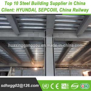 基礎工事費のASTMによって確認される鋼鉄プレハブの建物を減らしなさい