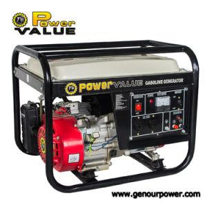 힘 Value Taizhou 4kw 220V Ohv Gasoline Generator 5500