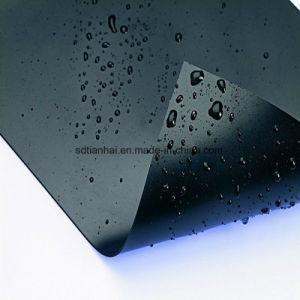 HDPE petrochimico d'impermeabilizzazione Geomembrane di ingegneria di 1.5mm