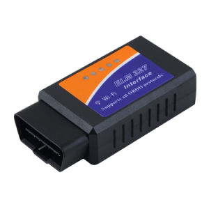 iPhone、AndroidのためのWiFi Elm327 OBD2 Auto Scanner Tool