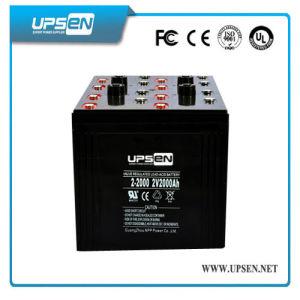 Долгий срок службы герметичный свинцово-кислотный аккумулятор для промышленности аккумуляторной батареи
