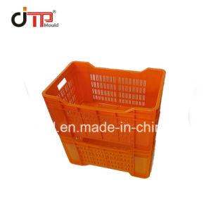 高品質のスタック可能木枠型のプラスチック注入型