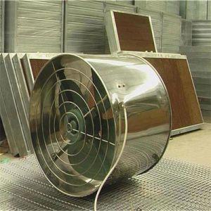 De hete Ventilators van de Luchtcirculatie voor het KoelSysteem van de Serre