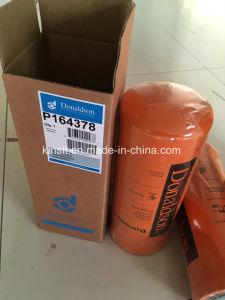 P177047 HF6555 P164378 do Filtro do Óleo Hidráulico Donaldson para Veículo gerador da escavadeira
