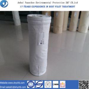 Filtro de saco de feltro PTFE da agulha da boa qualidade para a planta do cimento