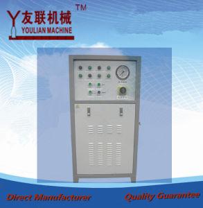 電気暖房の蒸気ボイラ(18KW)