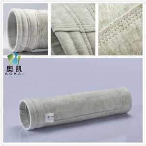 Manicotti antistatici del filtrante della polvere del poliestere