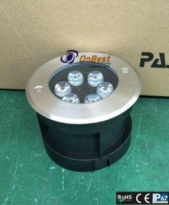 Konkurrenzfähiges helles 6W Tiefbau-LED Licht des Preis-LED in IP67