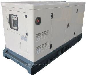 Power 75kw Cummins Silent Generator Set mit Stamford vereinigen