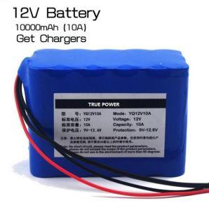 Li-Ionenbatterie 11.1V 10000mAh für Straßenlaterne