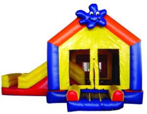 El elefante saltos inflables hinchables Combo de rebote de la casa para niños