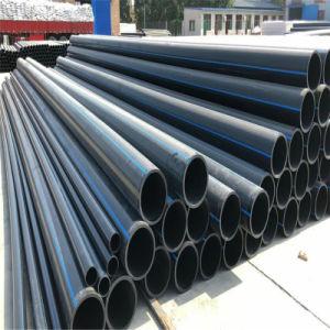 PE 100 DEG 11 Tubo de plástico de HDPE