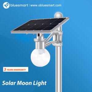 庭のためのリチウム電池が付いている太陽街灯LEDランプ