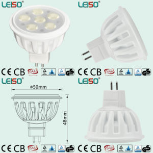 De tamaño estándar 500lm LED MR16 Spotlight (LS-S505-MR16-NWW/NW)