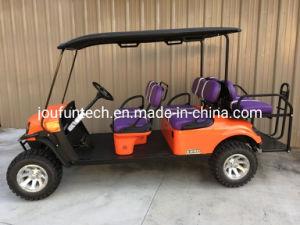 2019 E-Z-Go Express L6 gasoso carrinho de golfe