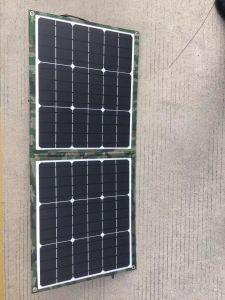 Sunpower 60W Chargeur Panneau solaire pliable pour ordinateur portable