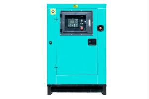 Baldacchino silenzioso 200kw Genset diesel della fabbrica per la soluzione di potere
