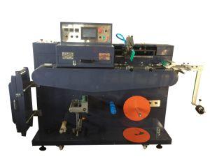 (JD-1501) 기계를 인쇄하는 자동적인 1개의 색깔 공단 리본 레이블 실크 스크린