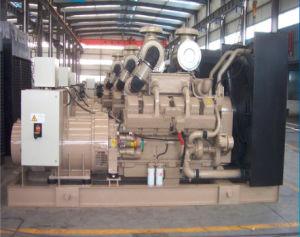 Continuer de 400 Kw de puissance/500kVA Groupe électrogène Cummine avec certification CE