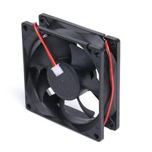 80мм 80X80X25мм 5V 12V 24V 48В постоянного тока бесщеточный вентилятор системы охлаждения