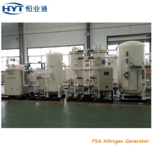 先行技術純度99.999% Psa窒素の発電機